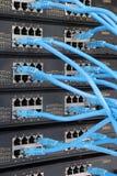 Pivot de réseau Photos libres de droits