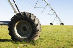 Pivot de repos d'irrigation Images libres de droits