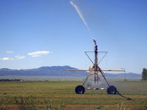 Pivot Irrigation Stock Photos