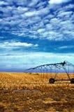 Pivot Irrigation Portrait Royalty Free Stock Images