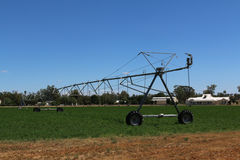 Pivot Irrigator Photos stock