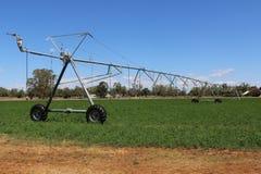 Pivot Irrigator Stock Image