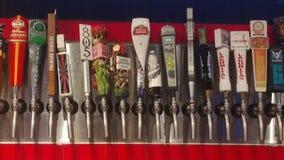 Piw klepnięcia zdjęcia stock