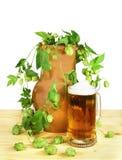 Piwa wciąż życie Obraz Stock