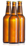 piwna butelka zamykał Zdjęcie Stock