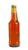 Piwna butelka zamykająca Fotografia Stock