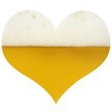 piwna miłość obraz stock
