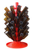 Piwnej butelki drzewo Obrazy Royalty Free