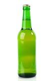 piwnej butelki zieleń Obraz Stock