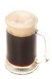 piwny ciemny kubek zdjęcie stock