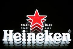 piwny Heineken zdjęcie royalty free
