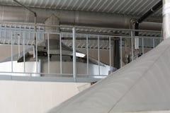 Piwny zbiornika zbliżenie Fotografia Stock