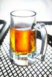piwo świeży Obrazy Royalty Free