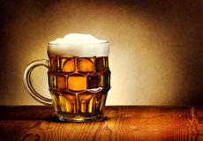 Piwo fotografia stock