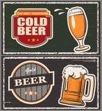 Piwo royalty ilustracja