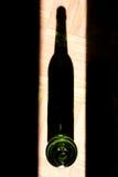 Piwo i cień Zdjęcie Stock