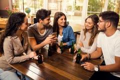 Piwo jest zawsze dobrym pomys?em zdjęcia stock