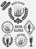 Piwo mój najlepszy przyjaciel wektor Obraz Stock