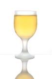 piwo matowe szkło Zdjęcie Royalty Free