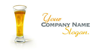piwo na świeże Fotografia Stock