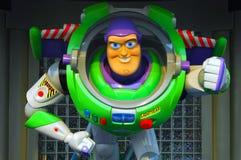pixar蜂声的光年 库存照片