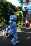 Pixar Ants. Disney pixar animation character walking by at Disney California Adventure royalty free stock photography