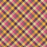 Pixel art design, seamless pattern Stock Photo