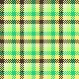 Pixel art design, seamless pattern Stock Photos