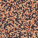 Pixel Art Elements del diseño stock de ilustración