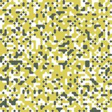 Pixel Art Elements des Designs Stockbild