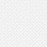 Pixel Art Seamless Pattern do meandro Fotos de Stock
