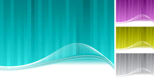 Pixel background Royalty Free Stock Photos