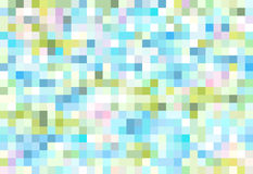 Pixel background Royalty Free Stock Images