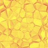 Pixel depth wallpaper. Digital points abstract volumetric background stock image