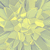 Pixel depth wallpaper Stock Photography