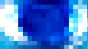 Pixel, die Farben ändern vektor abbildung