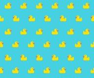 Pixel Duck Stock Image