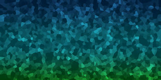 Pixel Effect Abstract Background Stock Photo