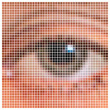 Pixel eye Stock Photos