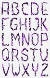 Pixel Font Stock Images