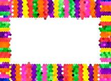 Pixel frame Stock Photo