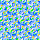 Pixel mosaic Stock Photography