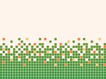 Pixel mosaic background Royalty Free Stock Image