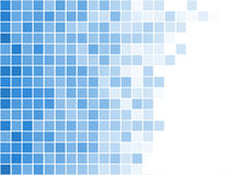 Pixel mosaic background Stock Images