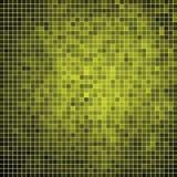 Pixel-Mosaikhintergrund des Vektors quadratischer Lizenzfreie Stockfotografie
