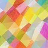 Pixel multicolore del mosaico illustrazione vettoriale