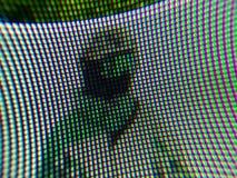 Pixel particulier Photographie stock libre de droits