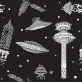 Pixel pattern Stock Image