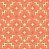 Pixel pattern Royalty Free Stock Photo