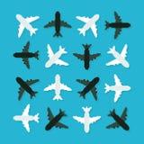 Pixel Planes Stock Images